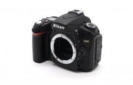 Nikon D90 body новый, в упаковке