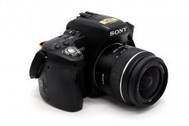 Sony a580 kit в упаковке