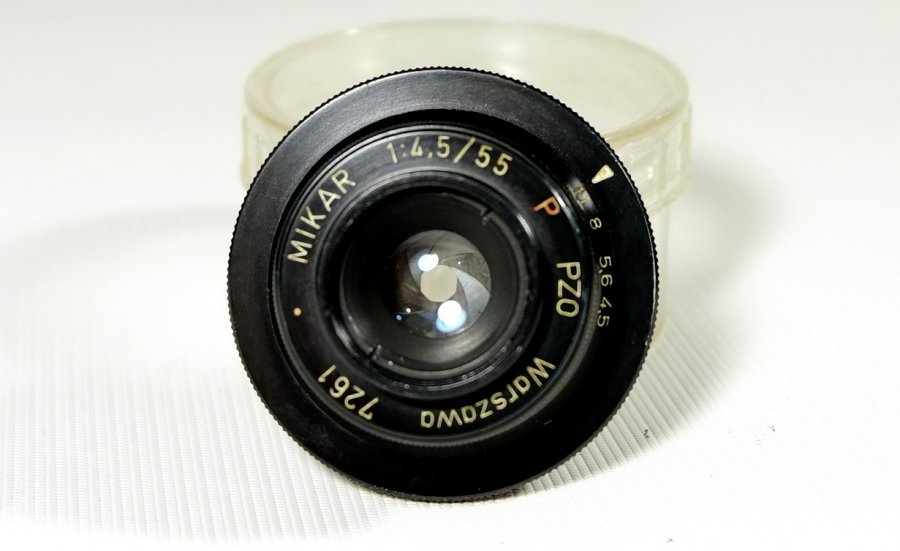 Mikar P 4,5/55 PZO М42