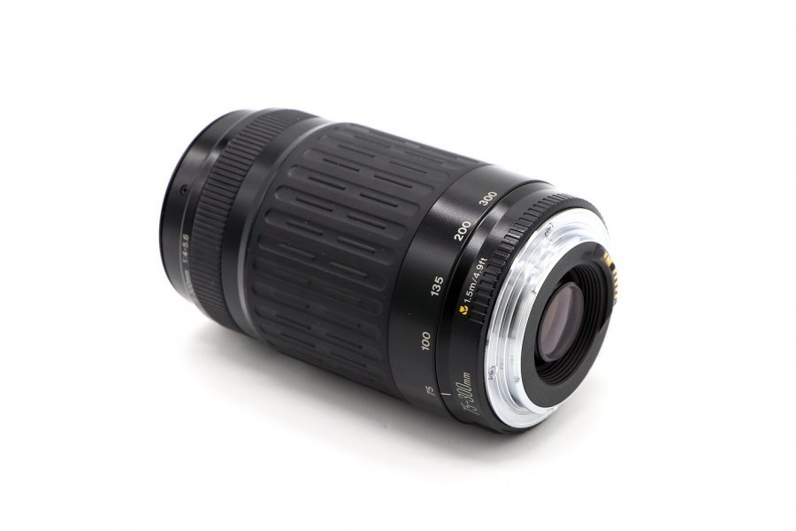 Canon EF 75-300mm 4-5.6
