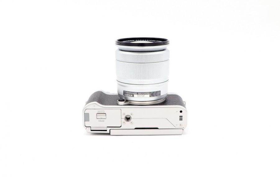 Fujifilm X-A10 kit в упаковке