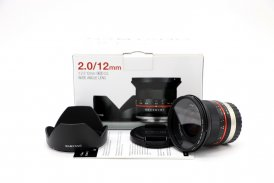 Samyang 12mm F2.0 NCS CS X