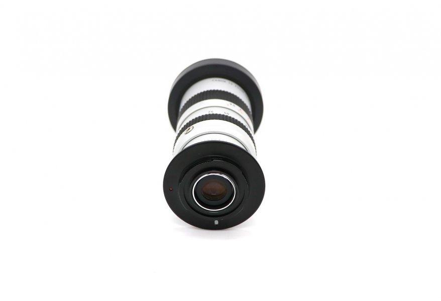 Canon TV Zoom Lens j6x12 12.5-75mm/1.8