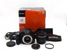Sony A500 kit в упаковке