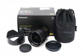 Panasonic Vario-Elmarit 8-18mm f/2.8-4.0 ASPH.