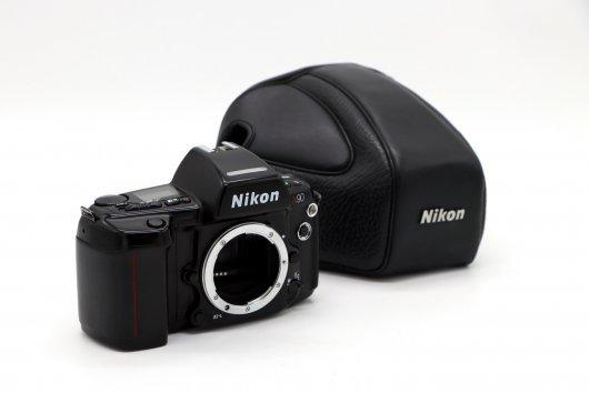 Nikon N90 body