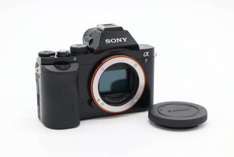 Sony A7 ILCE-7 body (пробег 2К кадров)