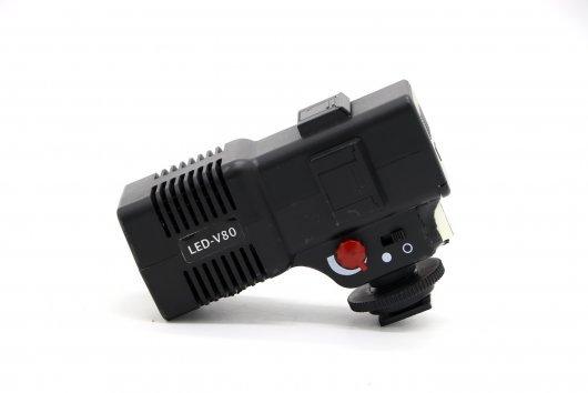 Накамерный свет Falcon Eyes Led-V80