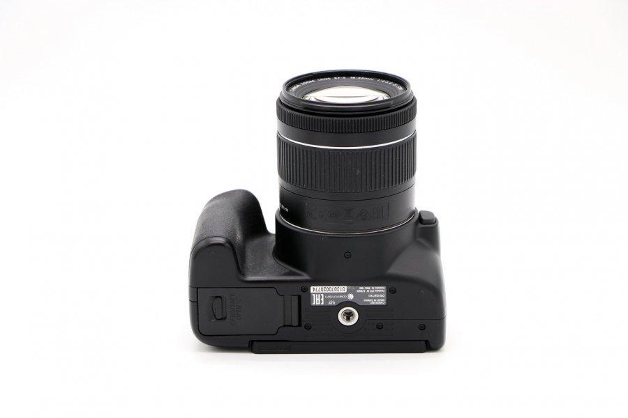 Canon EOS 250D kit в упаковке (пробег 10К кадров)
