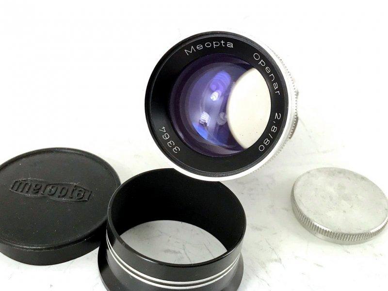 Meopta Openar 2.8/80mm