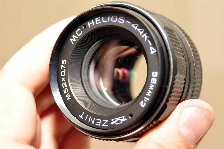 Мс Гелиос 44К-4 f2/58mm for Pentax