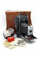 Polaroid 900 Electric Eye