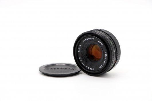 Prakticar 50mm f/2.4 MC