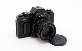 Зенит Авто / Zenit Auto kit (КМЗ, 1993 г.)