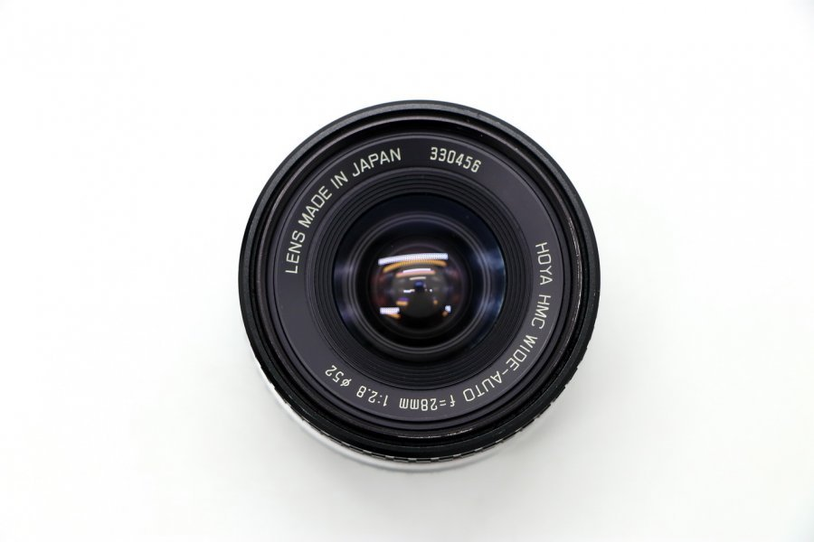 Hoya 28mm f/2.8 HMC Wide-Auto