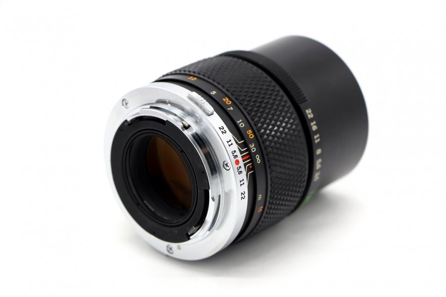 Olympus OM-System Zuiko Auto-T 135mm f/3.5