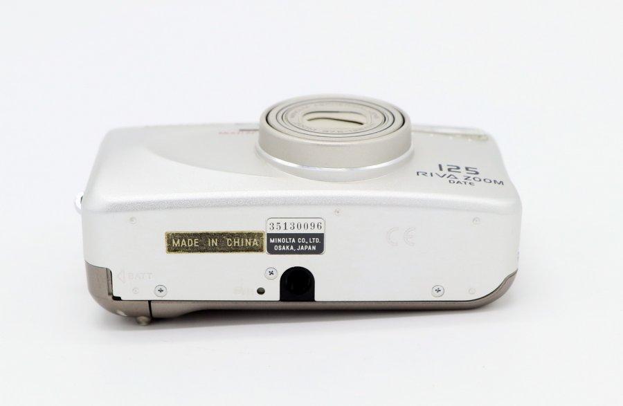 Minolta Riva zoom 125