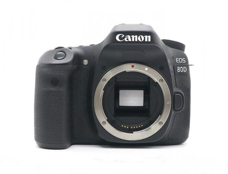 Canon EOS 80D body в упаковке