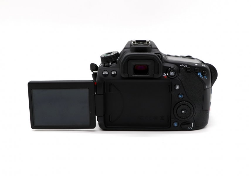 Canon EOS 80D body (4к кадров) в упаковке