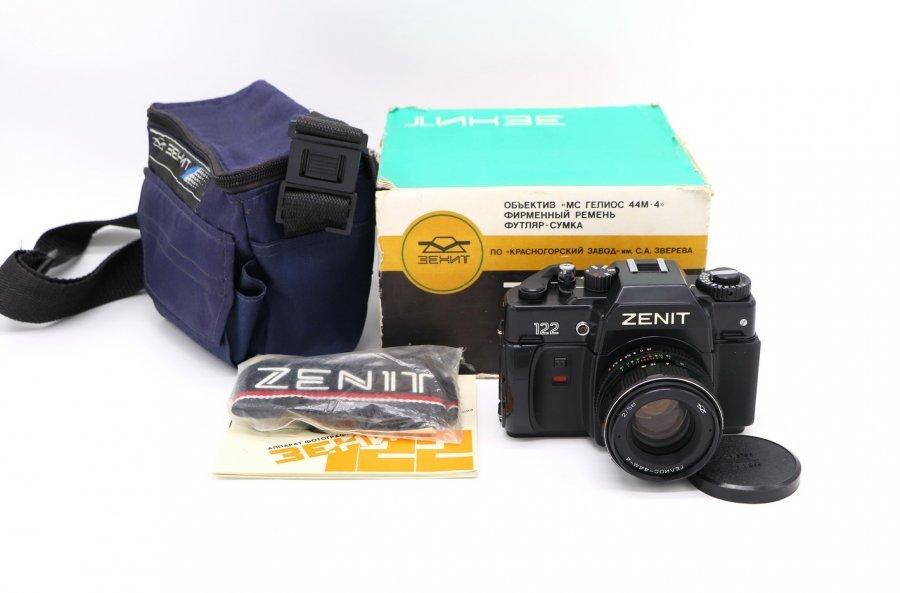Зенит 122 kit в упаковке (КМЗ, 1991 г.)