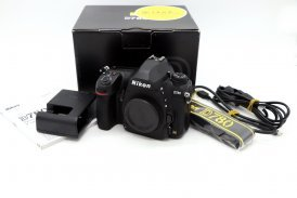 Nikon D780 body (пробег 10.6К кадров) в упаковке