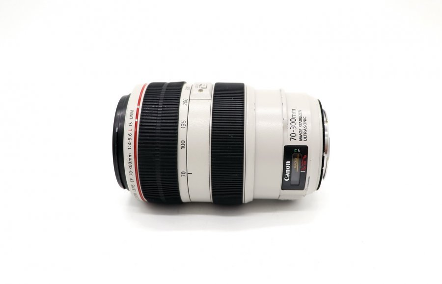 Canon EF 70-300mm f/4.0-5.6L IS USM box