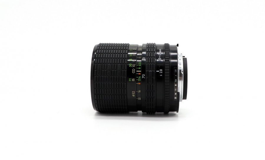 Sigma Standard Zoom 35-70mm  f/2.8-4 MC