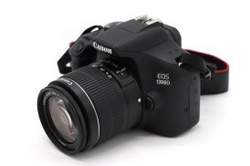 Canon EOS 1300D kit в упаковке (пробег 6К кадров)