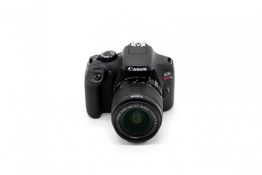 Canon EOS rebel T6 kit
