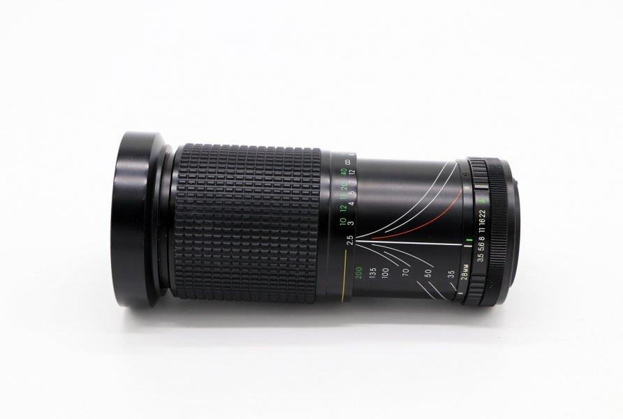 Cosina МС 28-200mm/3,5-5,6 Japan