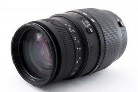 Sigma AF 70-300mm f/4-5.6 DG Macro for Canon EF в упаковке