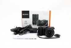 Sony A5100 ILCE-5100 kit box