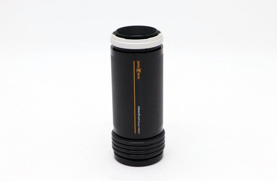 Sima lens 100mm f/2 soft focus+macro