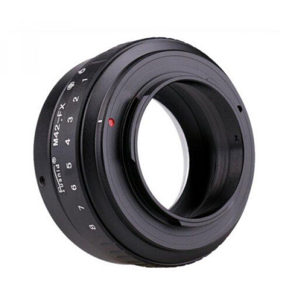 Adapter Tilt Shift M42 - Fujifilm X