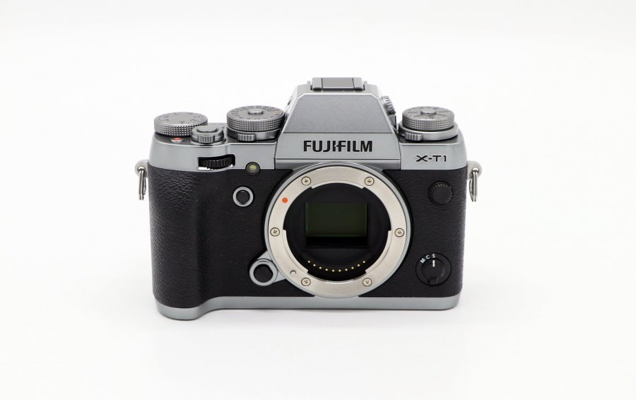 Fujifilm X-T1 body silver