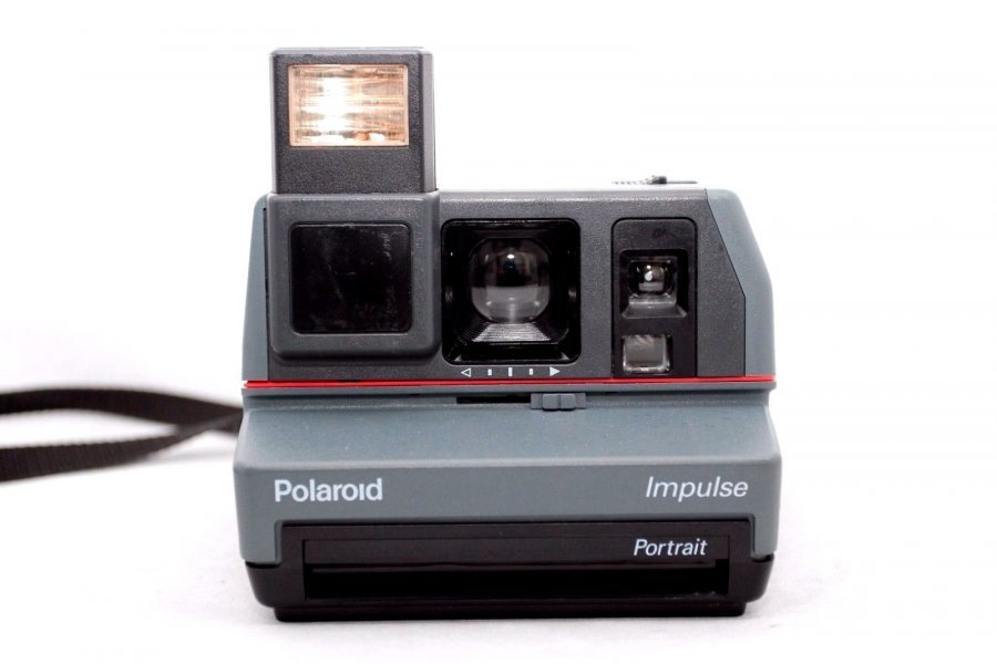 Polaroid Impulse Portrait (U.K. 1991)