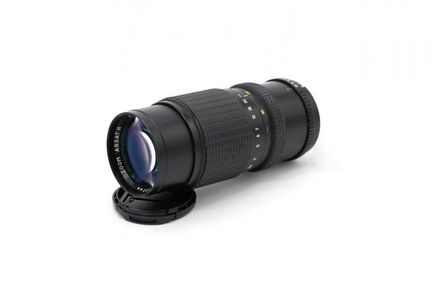Arsat H Zoom 4.5/80-200mm Nikon F