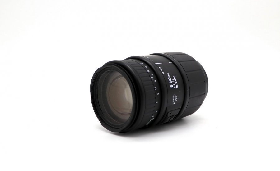Sigma AF 70-300mm f/4-5.6 DL Macro for Sony A