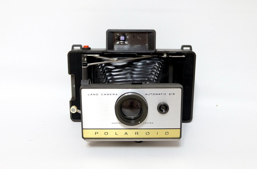 Polaroid 215 Automatic (USA, 1969)