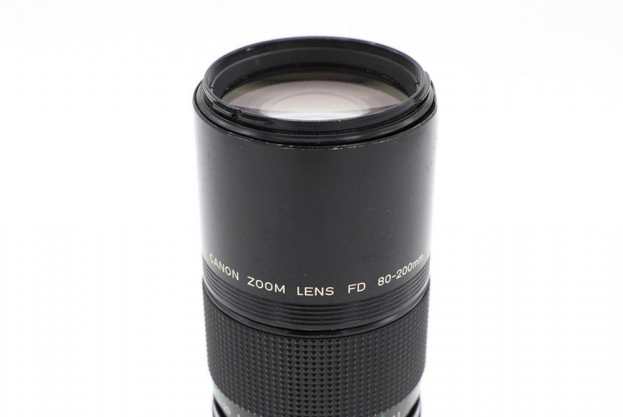 Canon FD 80-200mm f/4