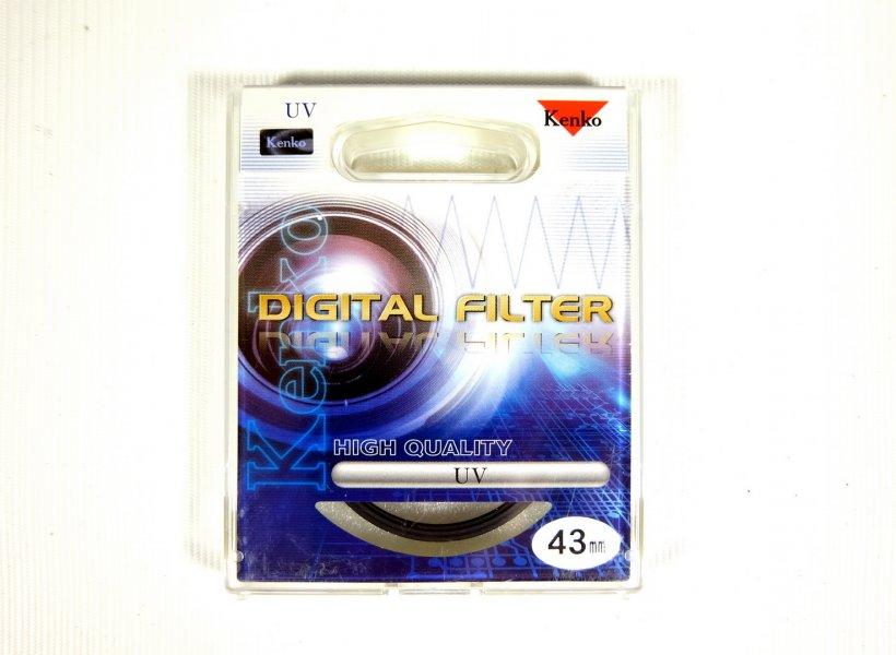 Светофильтр Kenko Digital Filter UV 43mm Japan