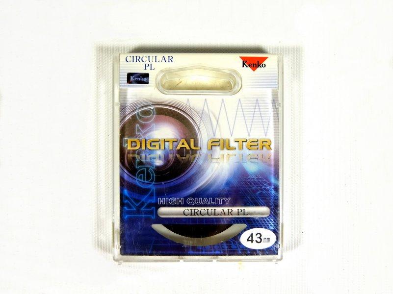Светофильтр Kenko Digital Filter Circular PL 43mm