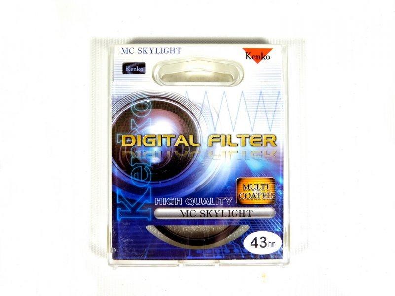 Светофильтр Kenko Digital Filter MC Skylight 43mm
