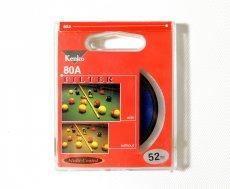 Светофильтр Kenko Filter 80A 52mm Japan