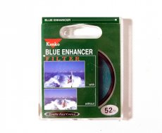 Светофильтр Kenko Filter Blue Enhancer 52mm