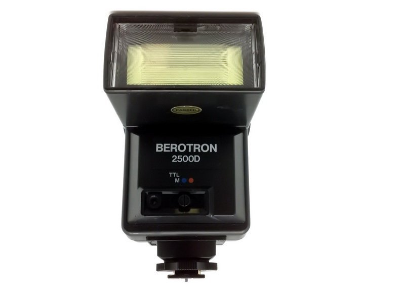 Фотовспышка Berotron 2500D (Made in Germany)