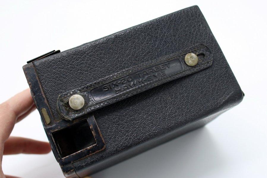 Kodak Six-20 Target Hawk-Eye (USA, 1933)