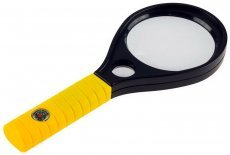 Лупа Magnifying Glass 3X/6X 90мм