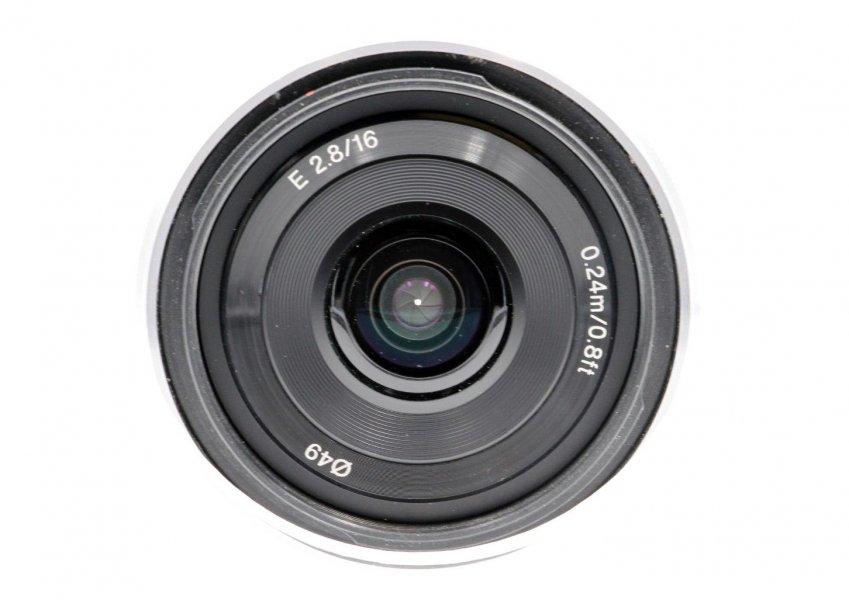 Sony 2.8/16 (SEL16F28)