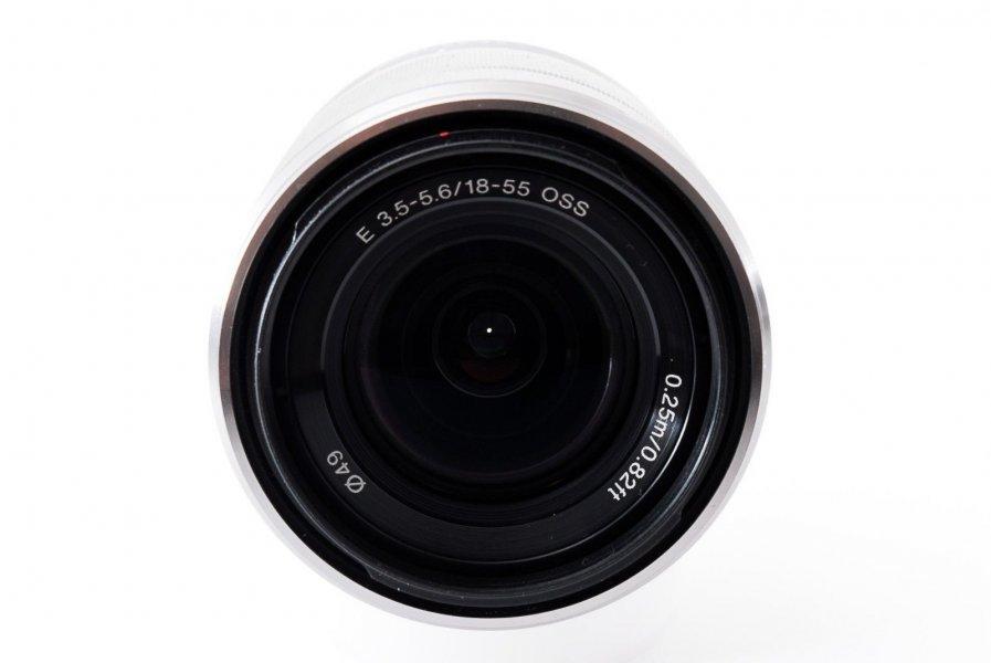 Sony 18-55mm 3.5-5.6 OSS (SEL1855)